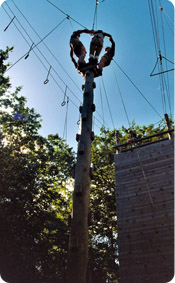 High Ropes Course London