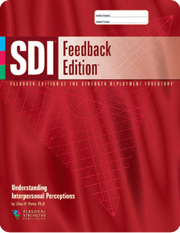 Total SDI Strength Deployment Inventory feedback edition