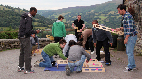 Outdoor Graduate Team Building Programmes
