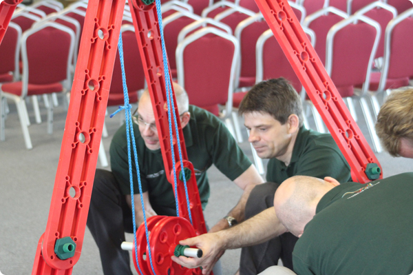 Corporate Team building trainer london